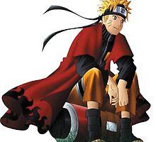 Naruto - Naruto Sennin by Neiqo