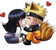 Naruto - Hinata x Naruto by Neiqo