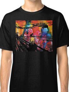 Nebular Scream Classic T-Shirt