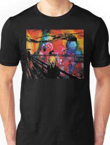 Nebular Scream Unisex T-Shirt