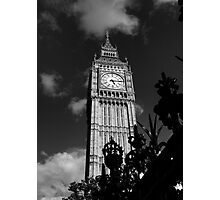 The Lord Ben Photographic Print