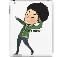 Super Junior - Chibi Kangin iPad Case/Skin