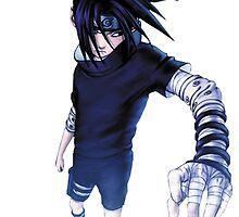 Naruto - Sasuke by Neiqo