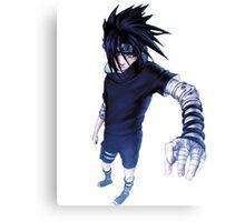 Naruto - Sasuke Canvas Print