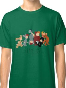 -Lost Boys Stay Lost Classic T-Shirt