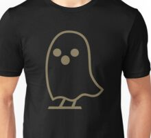 Ghost Writer [Gold] Unisex T-Shirt