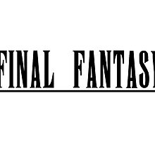Final Fantasy Title by KimmiTheBeat