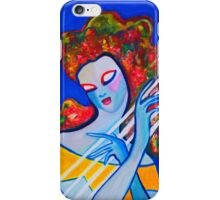 Siren's Harp iPhone Case/Skin