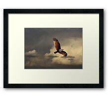 Hunting! Framed Print