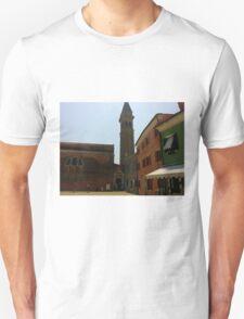 Venetian Bell Tower Unisex T-Shirt