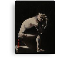 Monochrome #2 Canvas Print