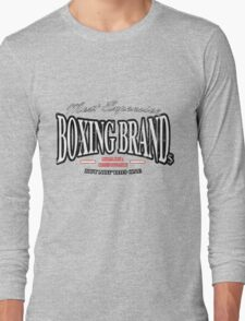 Boxing Brand Long Sleeve T-Shirt