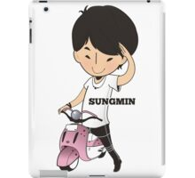 Super Junior - Chibi Sungmin iPad Case/Skin