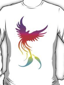 Colorful Phoenix T-Shirt