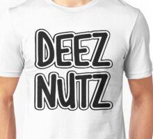 Deez Nuts [Black] Unisex T-Shirt