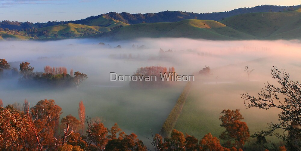 Goulburn Valley .Thornton by Donovan Wilson