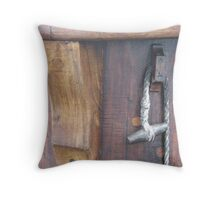 Shipboard Throw Pillow
