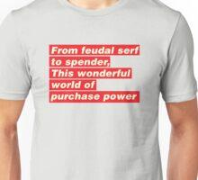 Purchase Power Unisex T-Shirt