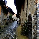 Ricetto Di Candelo, Biella, Northern Italy.. by eithnemythen