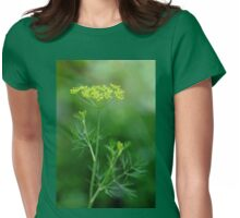 Fresh Dill Womens Fitted T-Shirt