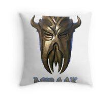 Miraak - Dragonborn/Dragonpriest Throw Pillow