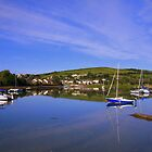 Cornwall: Millbrook Reflections by Rob Parsons