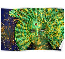 Venetian carnival fantasies Poster