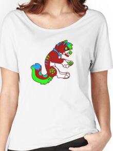 Tetris Chibi Women's Relaxed Fit T-Shirt