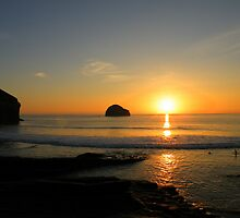Cornwall: Another Day Comes To An End by Rob Parsons