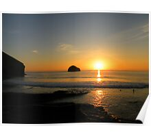Cornwall: Another Day Comes To An End Poster