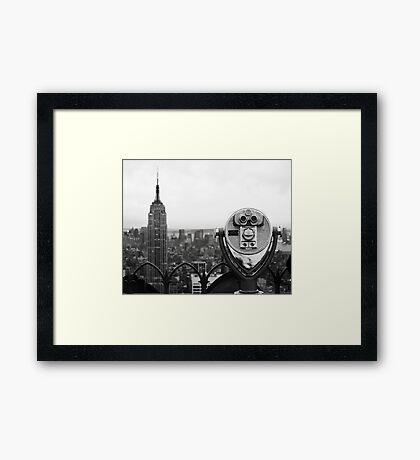 ESB Framed Print