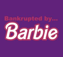 Bankrupted by... BARBIE by jazzydevil