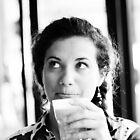 Great coffee by Iuliana Evdochim