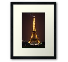 French Jewel Framed Print