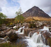 Buachaille Etive Mor - Scotland by Douglas  Latham