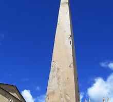 obelisk by OTOFURU