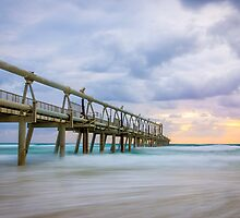 Jetty Sunrise by Adrian Alford Photography