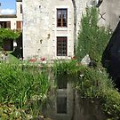 Le Moulin d'Annepont by Samantha Higgs
