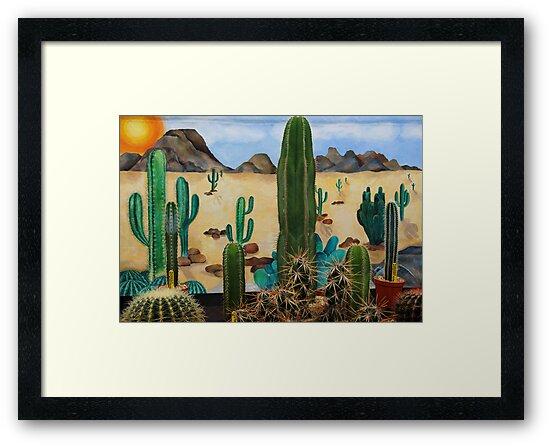 Cactus  by JEZ22
