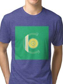 Letter C Tri-blend T-Shirt
