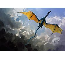 Dragon Sky Photographic Print