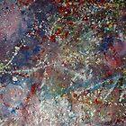 Miniatureinfinite Pollock tribute by DeniseKMitchell