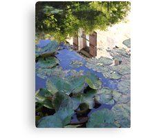 Mill Pond Canvas Print