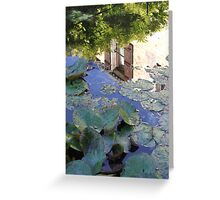 Mill Pond Greeting Card