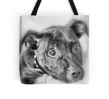 Marley The Staffordshire Bull Terrier Tote Bag