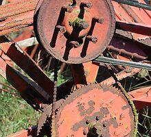 farm machinery by linsads