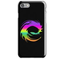 Colorful Eragon Dragon iPhone Case/Skin