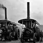 Traction Engines by Gary Heald LRPS