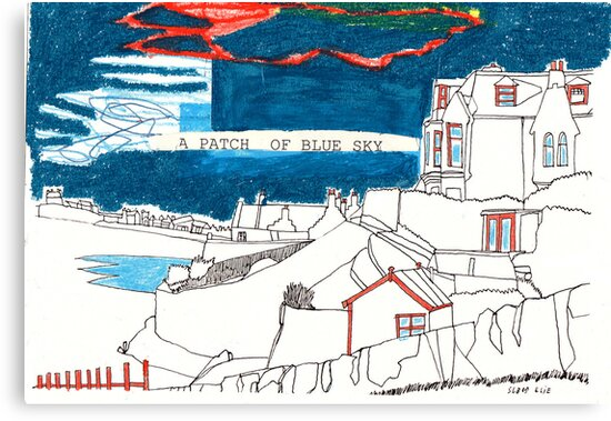 A patch of Elie by sophia burns