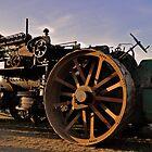 Diesel on Steam by Rob Hawkins
